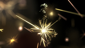 O2 Fireworks / Christmas campaign